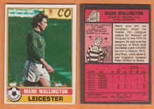 Leicester City Mark Wallington 327